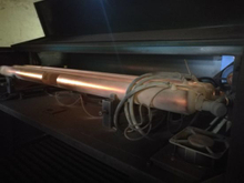 High Power China 300W CO2 Glass Laser Tube for Sale