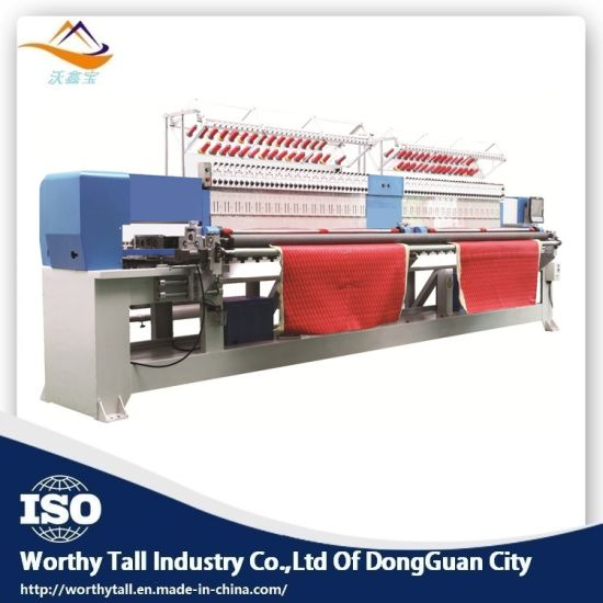 Mattress Spring Machine with Multi Needle Quilting Machine