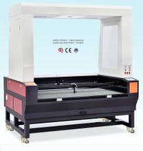 Automatic Camera Searching Laser Cutting Machine