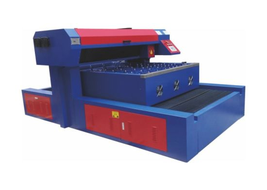 CO2 Laser Cut Wood Die Making Machine for 25mm Plywood