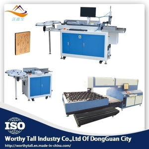 Knife Die Cutting Making Machine