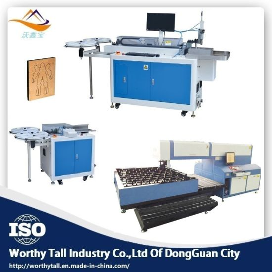 Auto Bender Steel Rule Die Cutting Machine