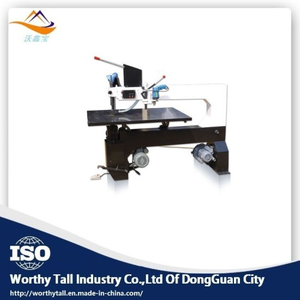Manual Jig Saw Machine for Wood Die Cutting