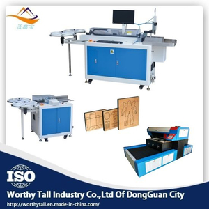 Yt Precision Steel Rule Die Making Machine