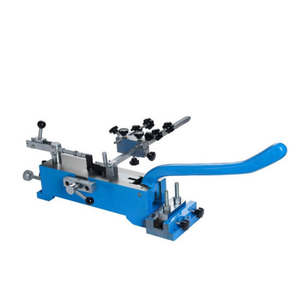 Manual Die Making Bender Machine From China