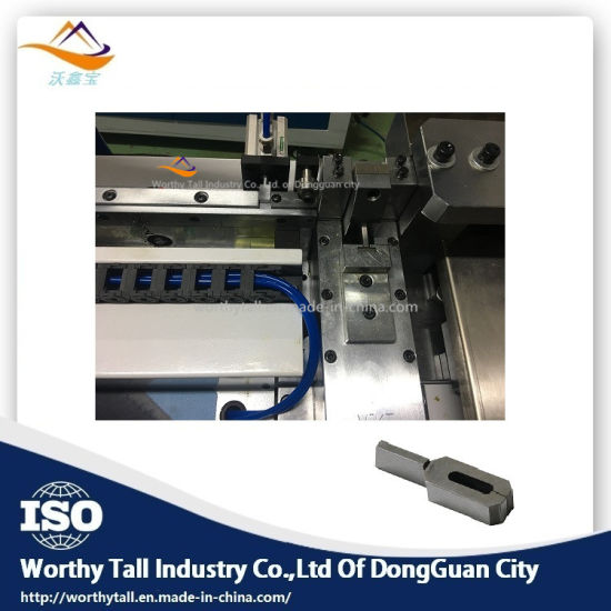 Auto Metal Bending Machine with Die Cutting