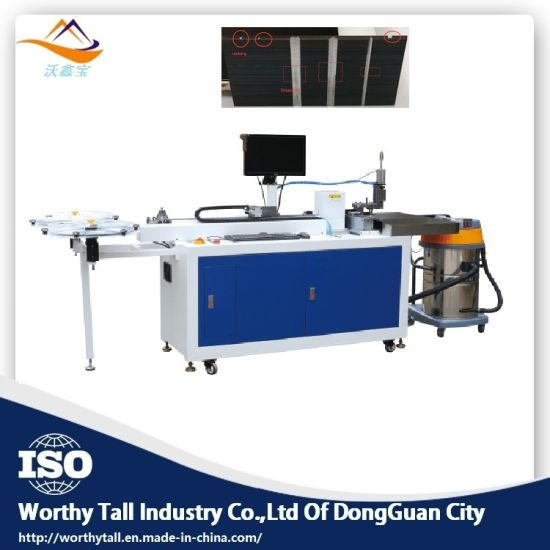 CNC Precision Auto Bending Machine for Steel Rule Dies