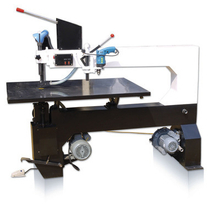 Professional Jig Saw Machine Vertical Factory